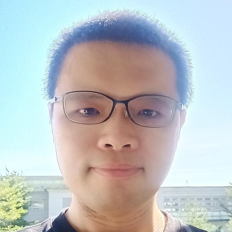 Sau-Chin Chen EC Headshot